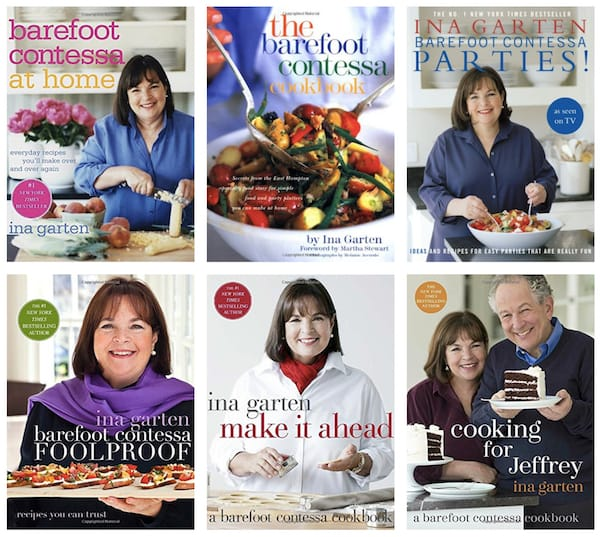 Barefoot Contessa Cookbooks
