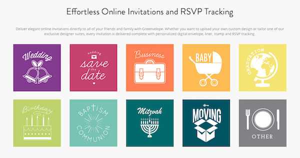 Effortless Online Invitations and RSVP Tracking