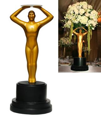 Oscars MegaGold Premiere Centerpiece