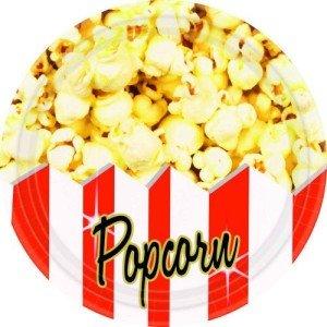 Popcorn Plates