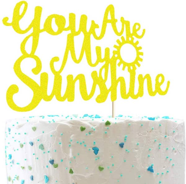 You Are My Sunshine Be Happy Party