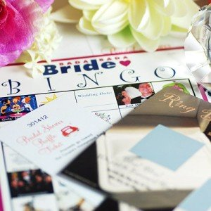 Bridal Shower Games