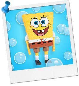 SpongeBob Square Pants Birthday Party