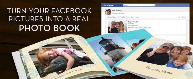 Shutterfly + Facebook