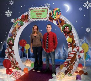 Gingerbread Arch
