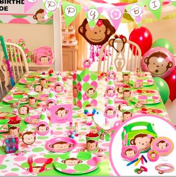 Monkey Love Party Theme Digitalspace Info