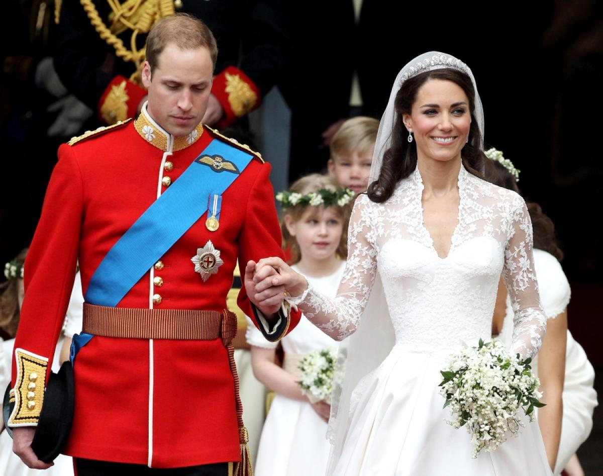 Prince William & Kate Middleton Royal Wedding Pictures, British Royal Wedding Party Ideas