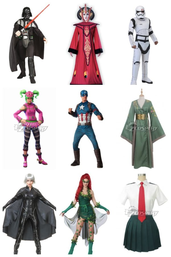 ComicCon Costume Ideas