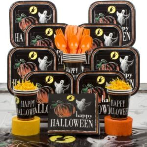 Ghostly Halloween Deluxe Kit