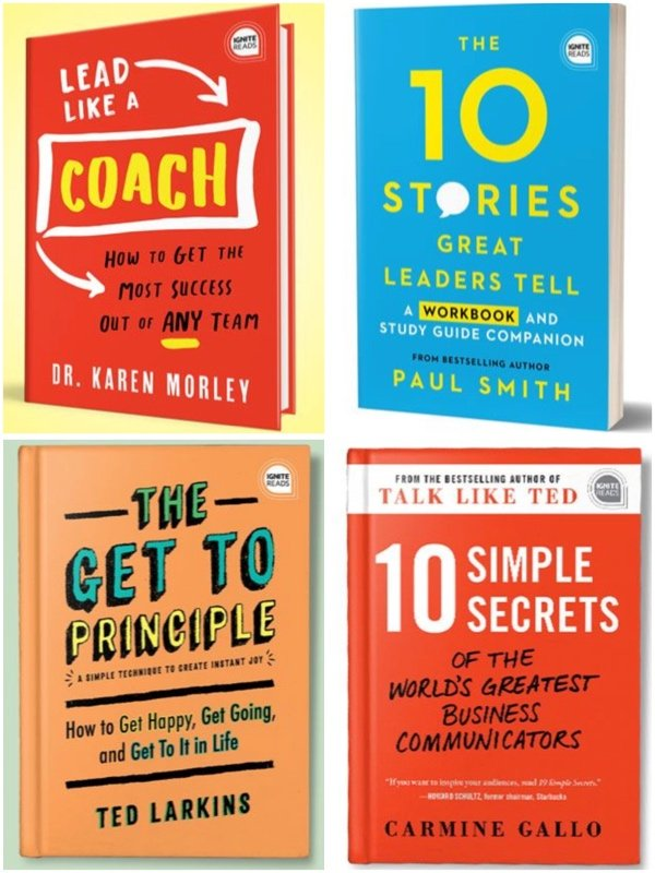 Business Motivation Books