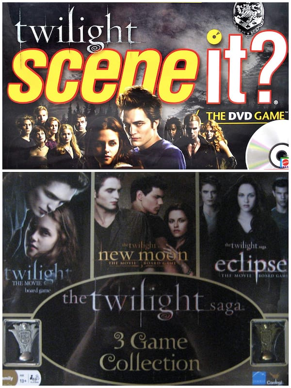 Twilight Board Games
