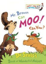Mr. Brown Can Moo Can You