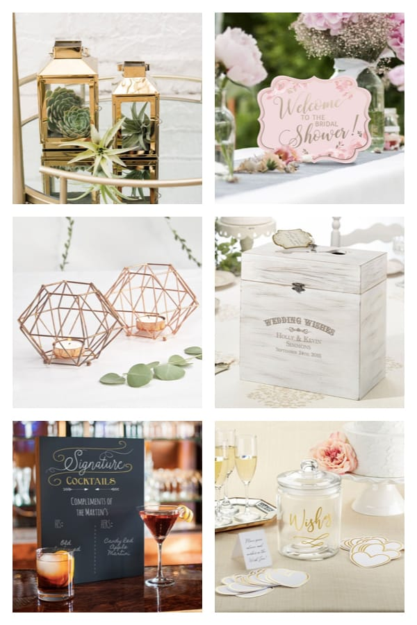 Popular Wedding Table Decorations