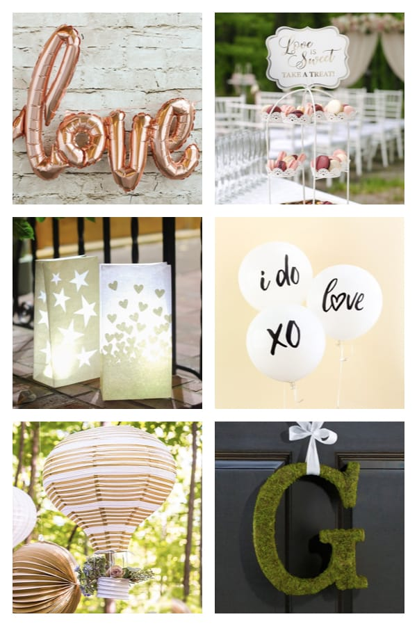Popular Wedding Ceremony Decorations