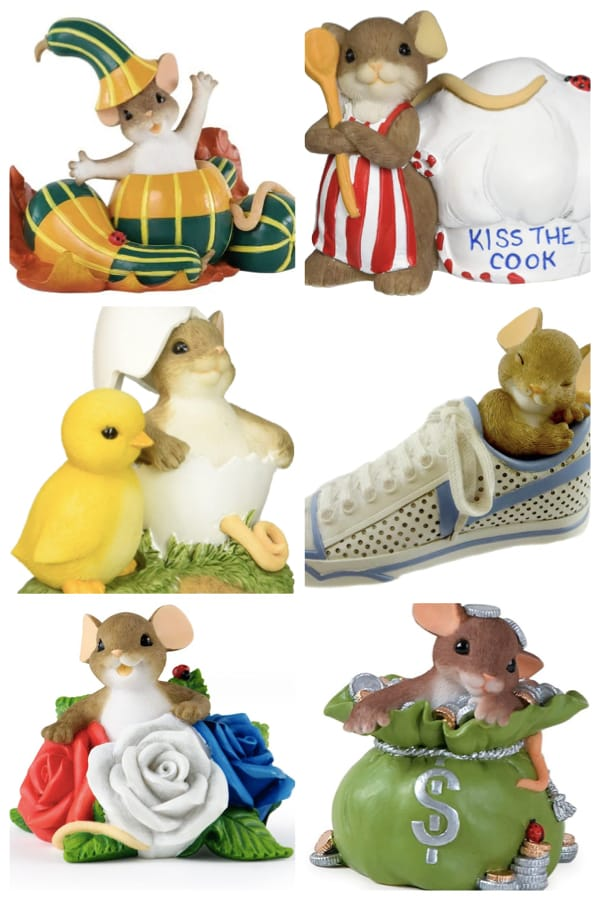 Charming Tails Figurines