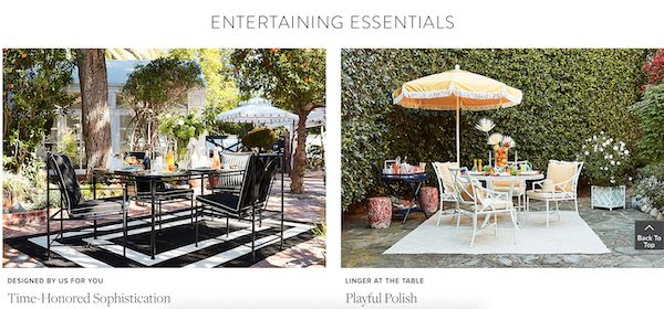Entertaining Essentials Outdoor Entertaining Sale