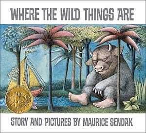 Where the Wild Things Are Sorty and Pictures by Maurice Sendak