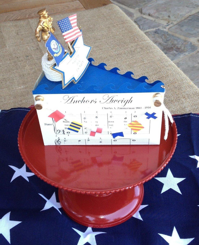 Patriotic Cake Box