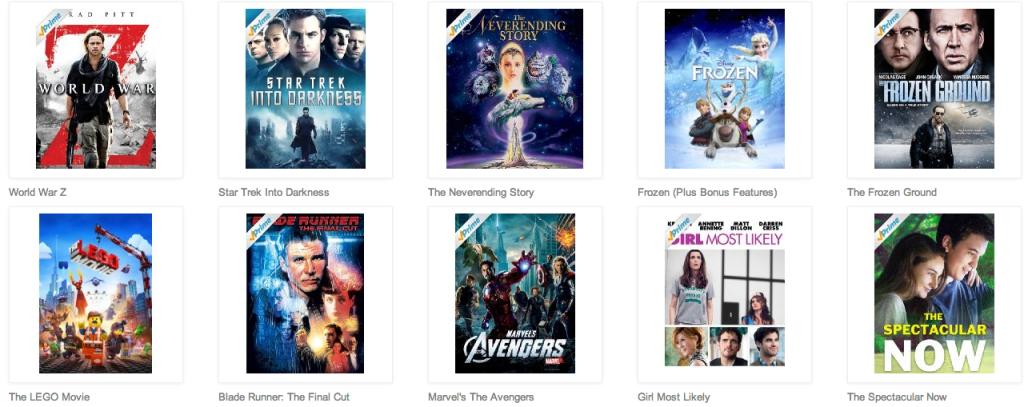 Amazon Movies