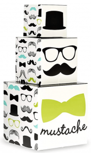 Little Man Mustache Centerpiece
