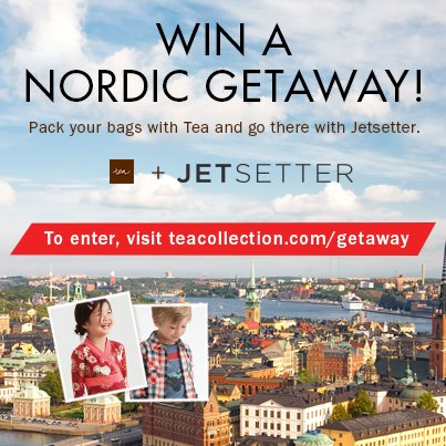 Nordic Getaway Tea Collection Contest