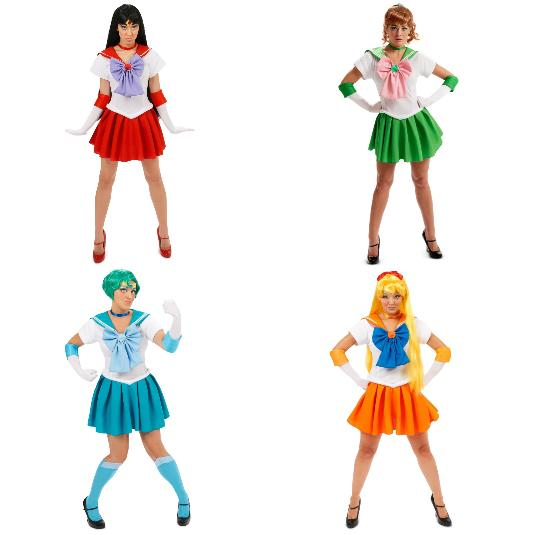 Sailor Moon Teen Costumes