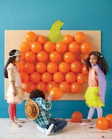 Halloween Games Pop Goes the Pumpkin, Halloween party favors, Halloween party decor, DIY Halloween project