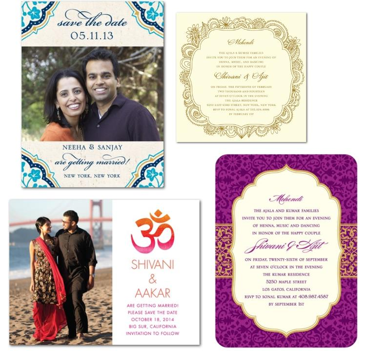 Indian Wedding Invitations, Bollywood invitations, wedding planning