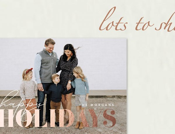 So much to Share Top 19 Holiday Cards