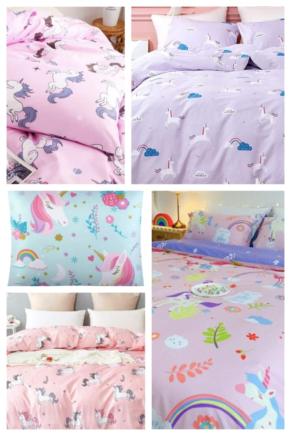 Unicorn Room Decor & Bedding