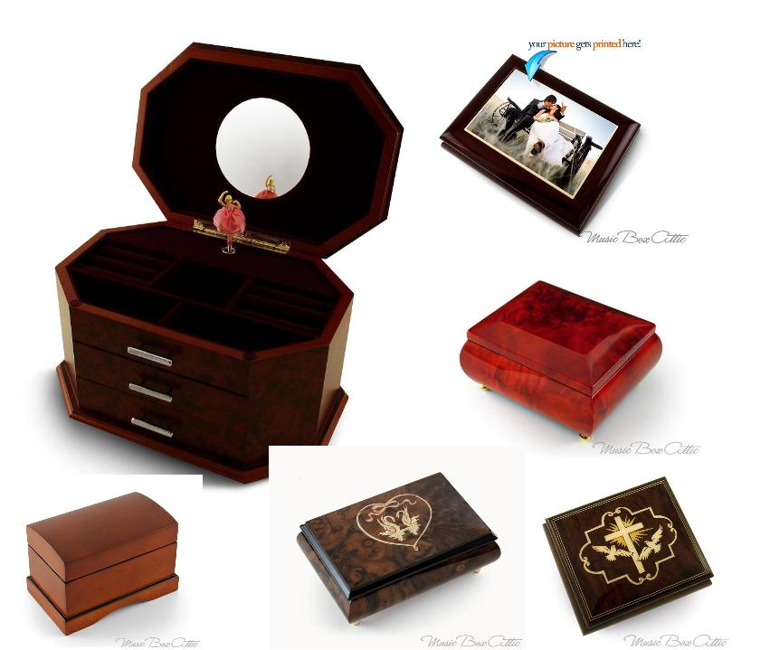 Best Music Box Gift Ideas, holiday gfits, ballerina music box, jewelry box, keepsake
