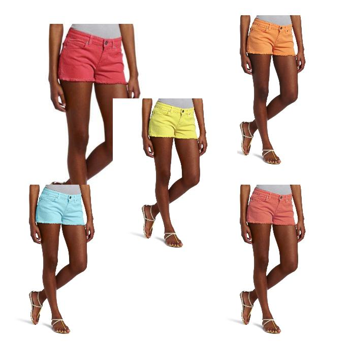 Rich & Skinny Women's Venice Shorts on Sale, women's clothing, holiday gifts, chic cheap shorts, gr8get