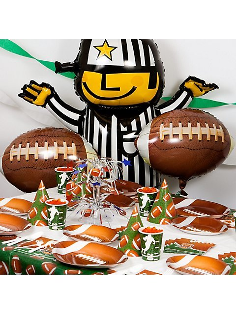 Football Party Decor & Supplies