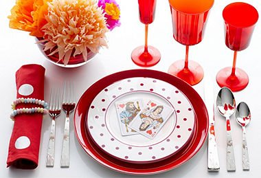 Fun Flirty Table Decor