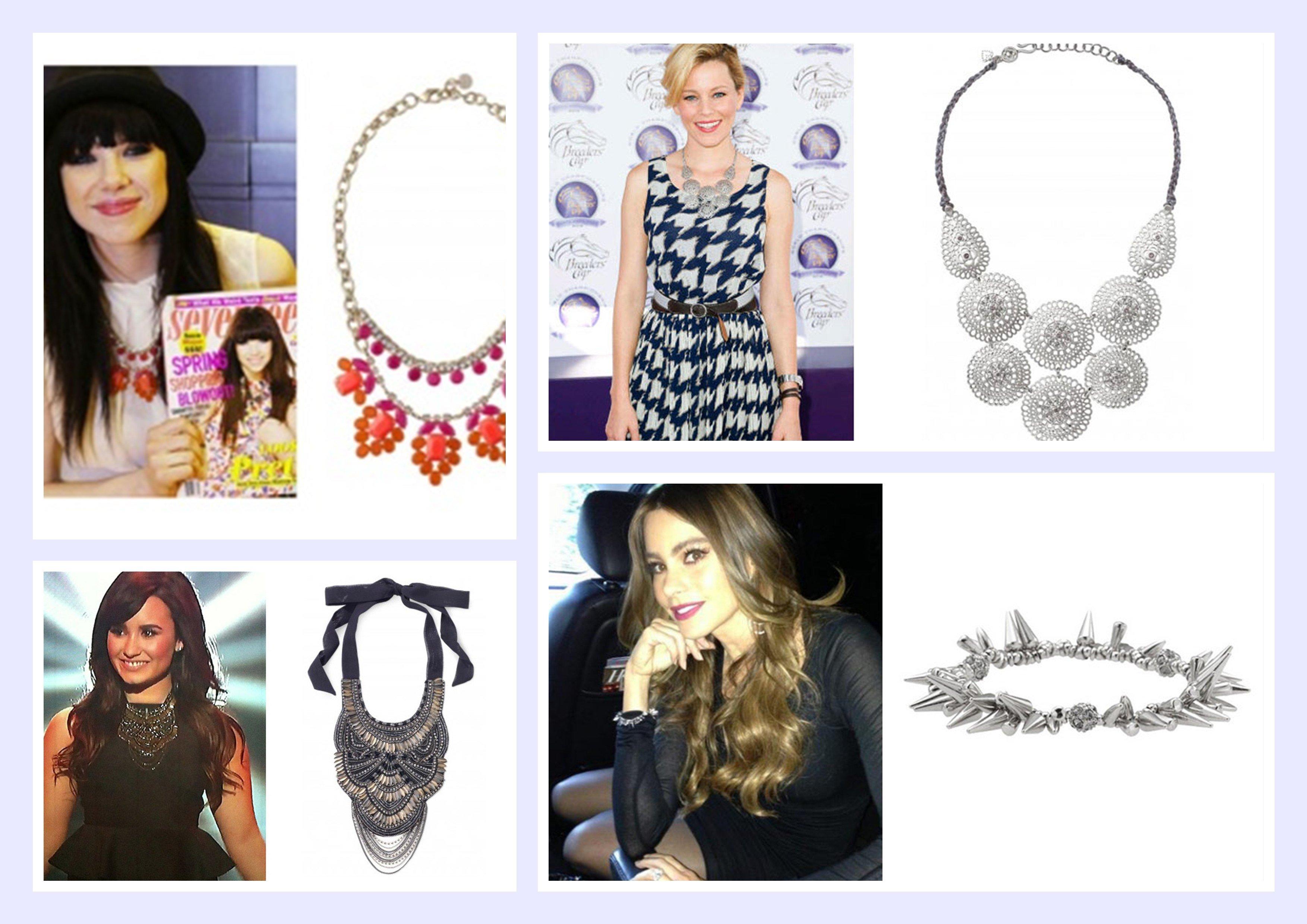 Celebrities Wearing Stella & Dot Jewelry