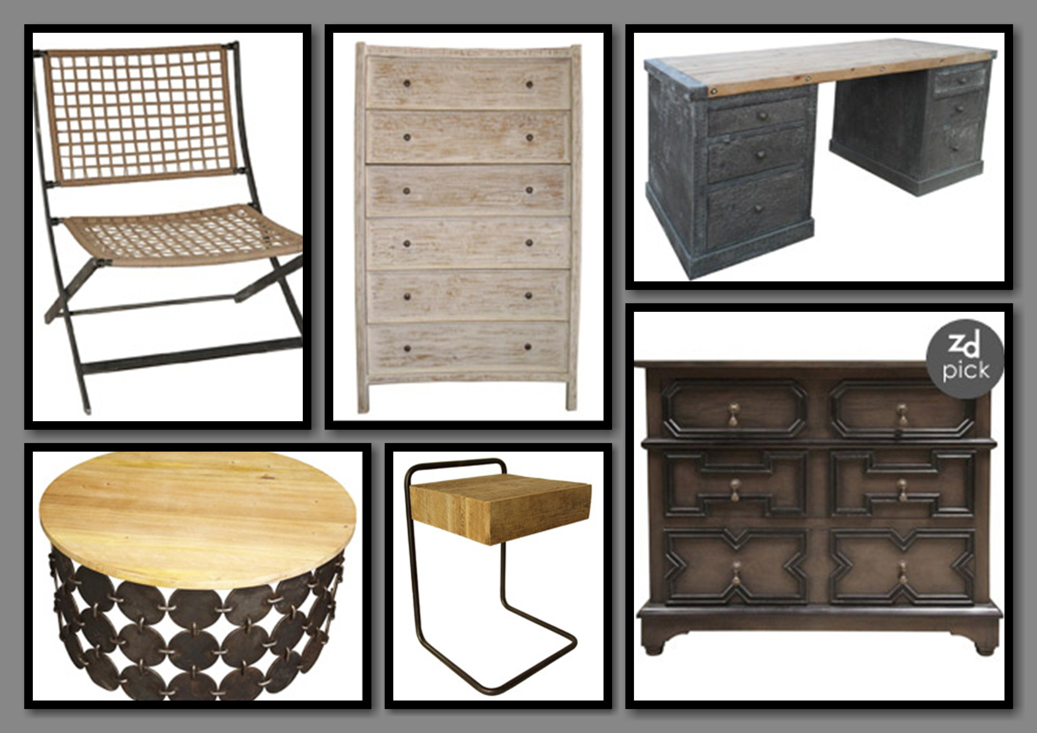 Noir stylish furniture and home accessories