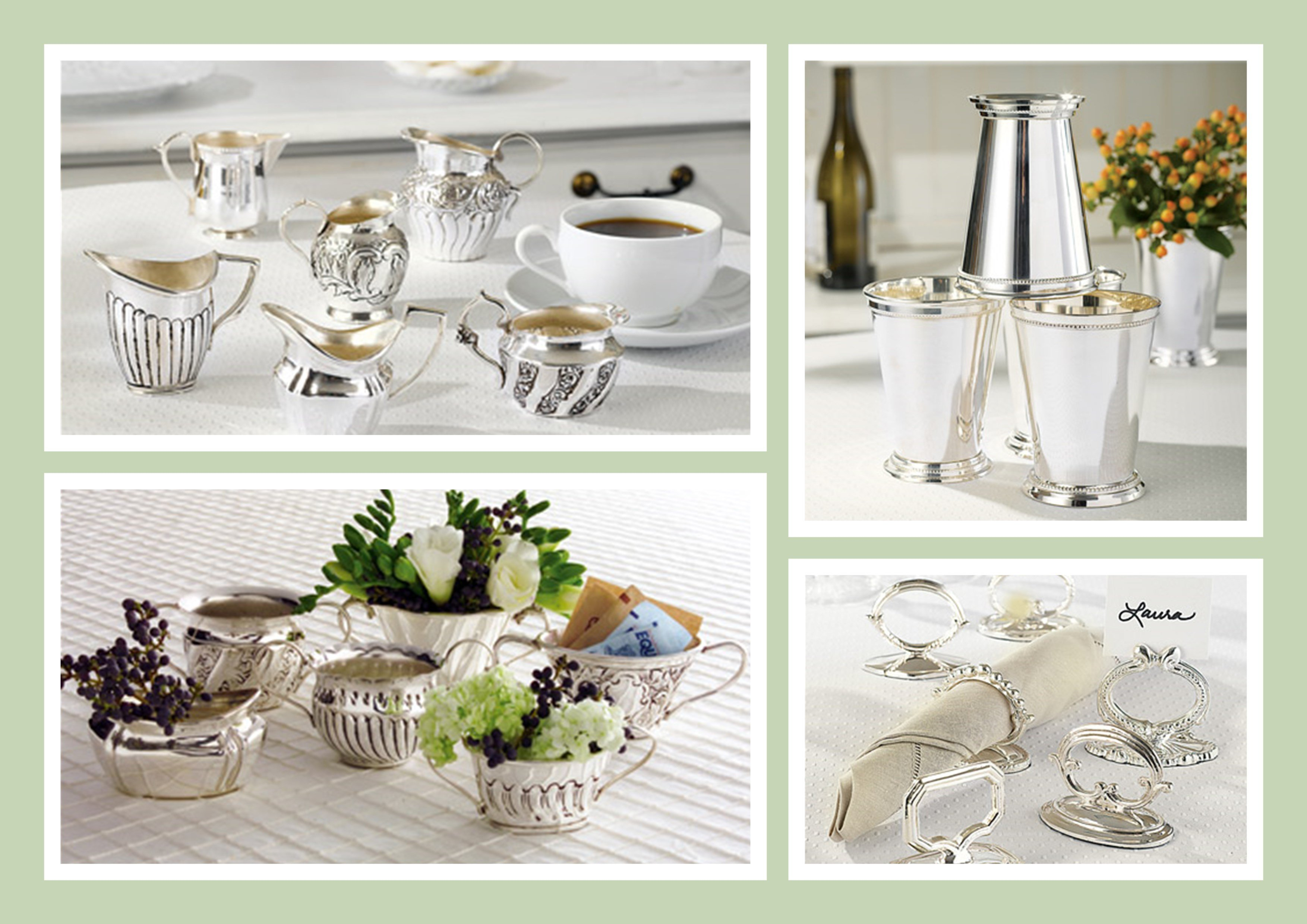 Hostess and Entertaining Wedding Gifts