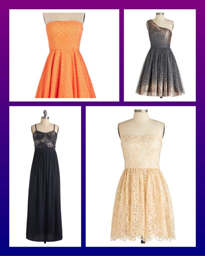 Unique & Chic Prom Dresses
