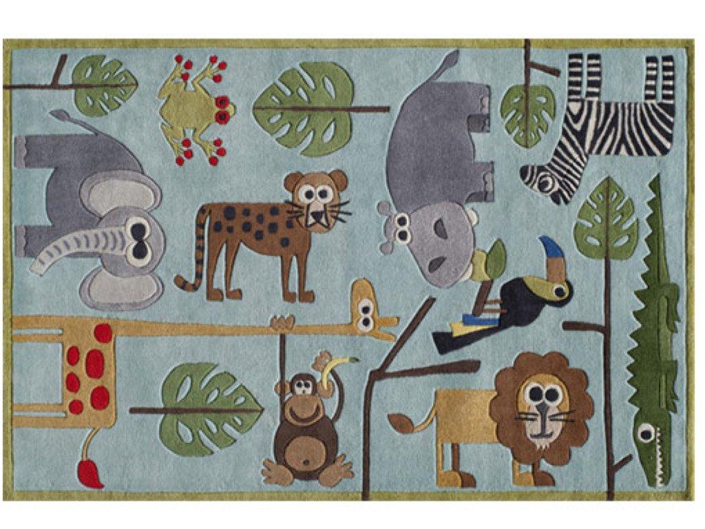 African Inspired Jungle Safari Theme Nursery Ideas Royal