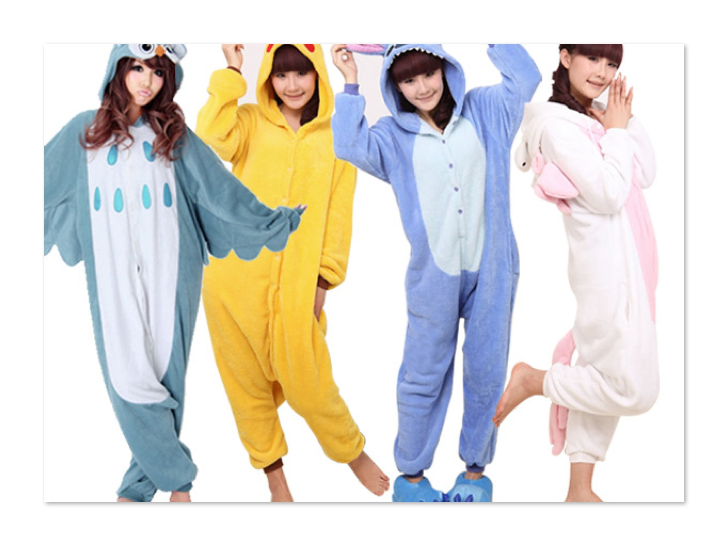 Kigurumi Halloween Costume Party Ideas