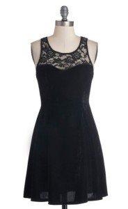 ModCloth little black dress