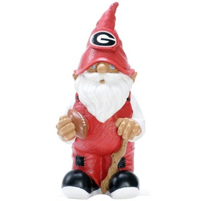Georgia Bulldogs Football Garden Gnome