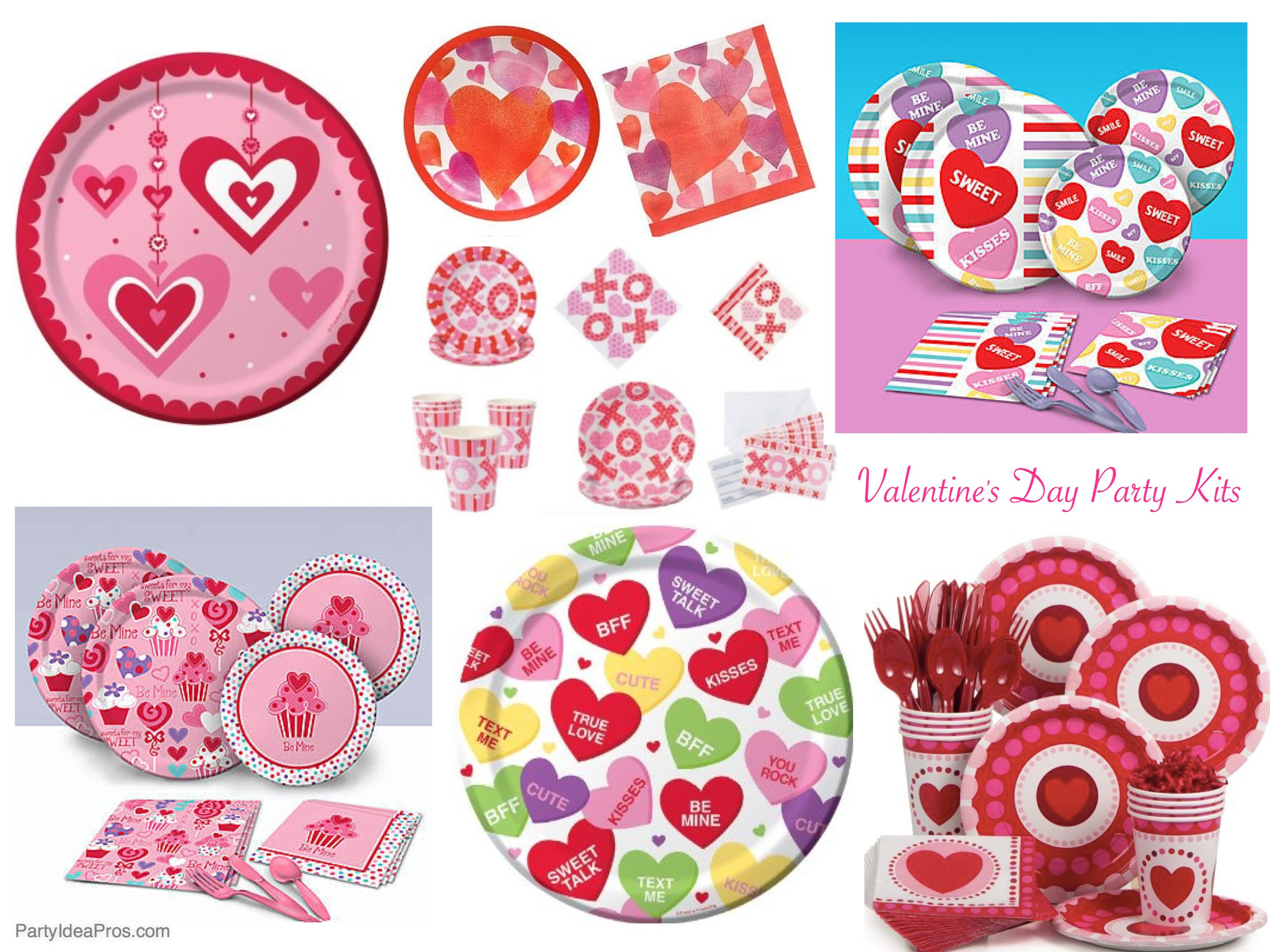 Best Valentines Day Party Kits