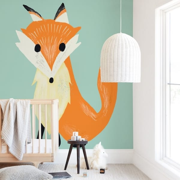I am Foxy - Kids Wall Mural