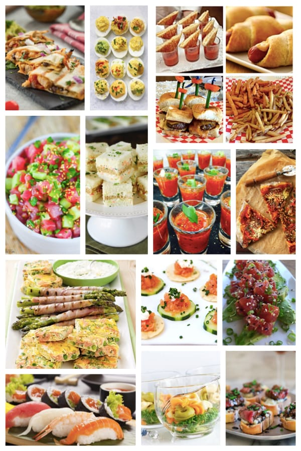 Academy Awards Viewing Party Food Ideas