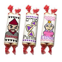 Purim Candy Torah Favors