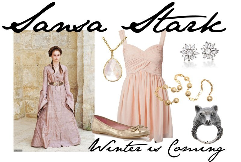 Party Pretty - Game of Thrones Inspired Fashion