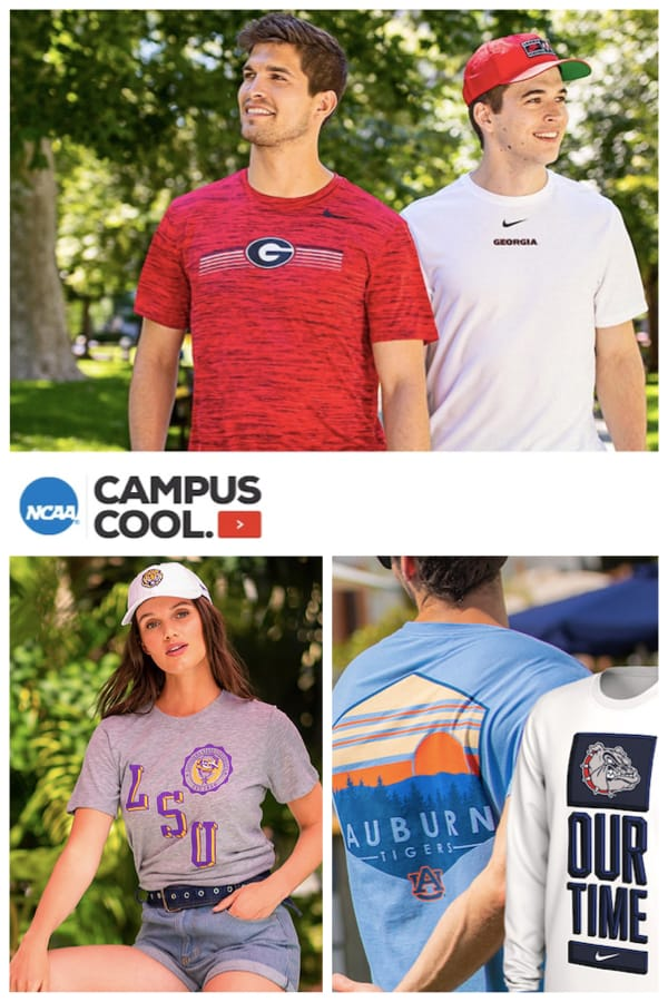 Celebrate College Admissions with Campus Gear