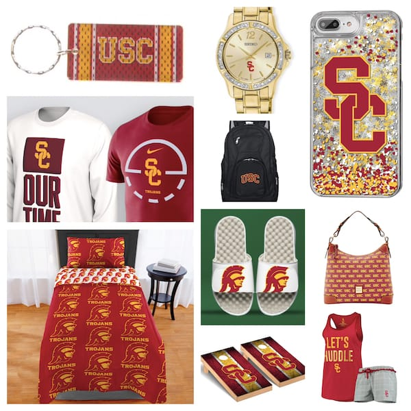 Celebrate USC Admission with College Gear
