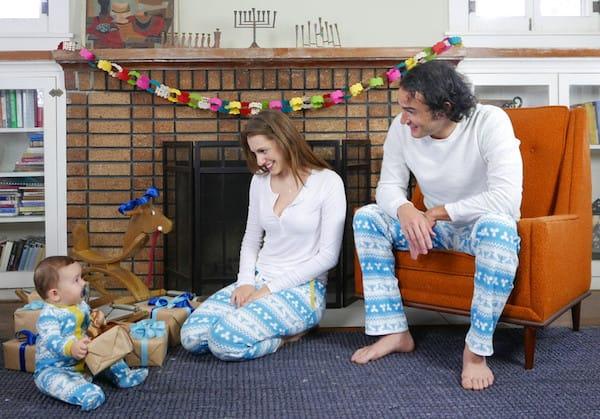 Hanukkah-Pajamas Loungewear